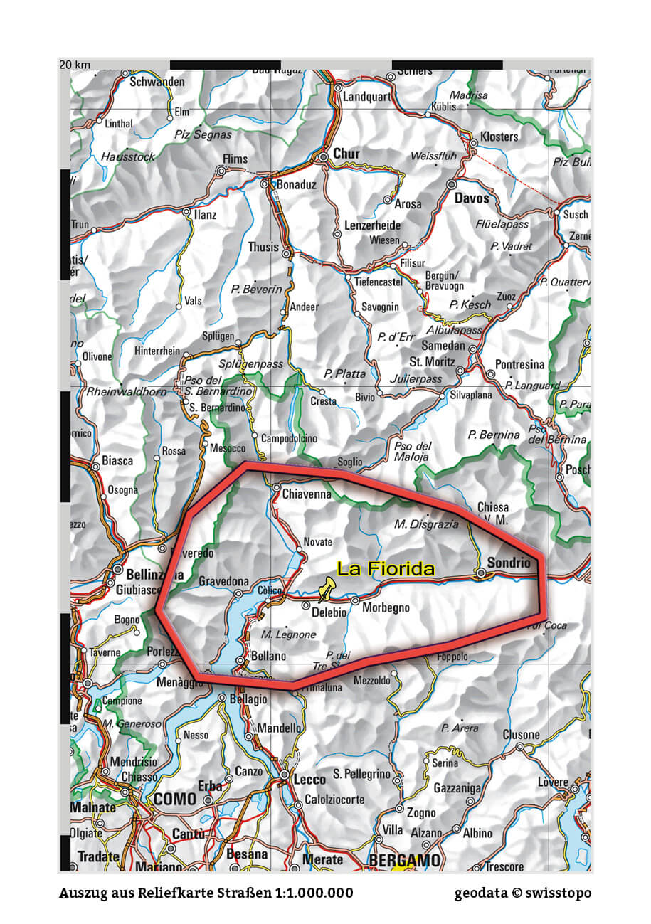 La Fiorida touren
