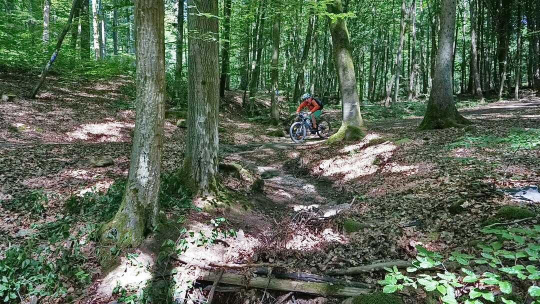 Spannende Trails